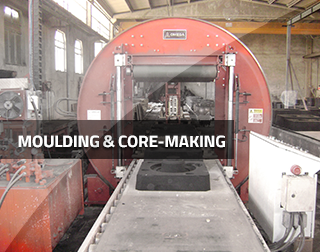 Moulding & Core-Making